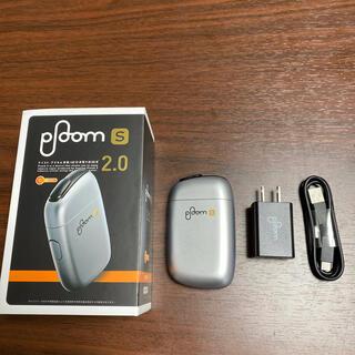 プルームテック(PloomTECH)のプルーム・テック S 2.0 シルバー(その他)