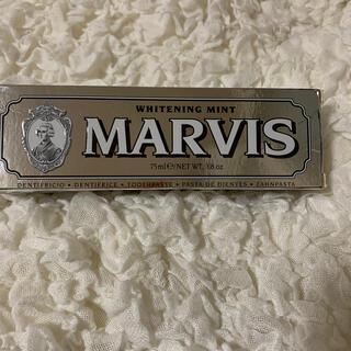 マービス(MARVIS)のMARVIS WHITE(歯磨き粉)