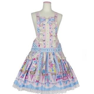 Angelic Pretty - Ice Cream Parlorサロペット