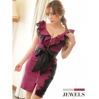 Jewels♡フリルドレス