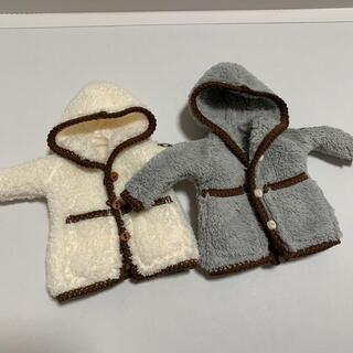 フード付きコート 2枚セット 双子コーデに☆☆