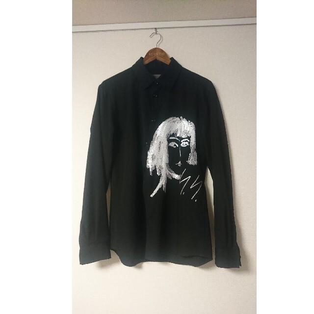 Yohji Yamamoto(ヨウジヤマモト)のヨウジヤマモト 16aw リエシャツ メンズのトップス(シャツ)の商品写真