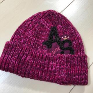 アナスイミニ(ANNA SUI mini)のANNA SUI ニット帽(帽子)