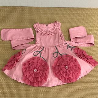 シャーリーテンプル(Shirley Temple)の限定ドレス 100(ドレス/フォーマル)