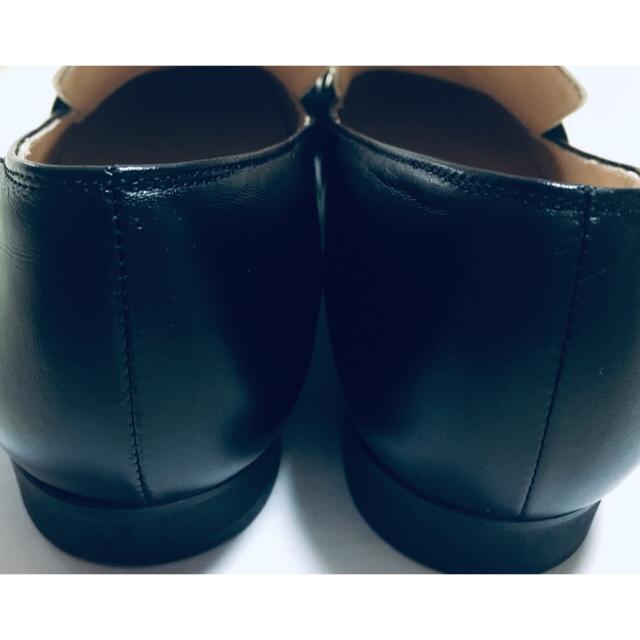 GALLARDA GALANTE(ガリャルダガランテ)の【12/3本日発送可能】ガリャルダガランテ ローファー 24.5 レディースの靴/シューズ(ローファー/革靴)の商品写真