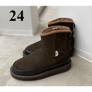 L'Appartement DEUXIEME CLASSE - 新品 【SUICOKE/スイコック】Mouton Boots 24