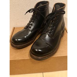 エクストララージ(XLARGE)のJulian Boots ジュリアン ブーツ ホーウィン Bowery boot(ブーツ)