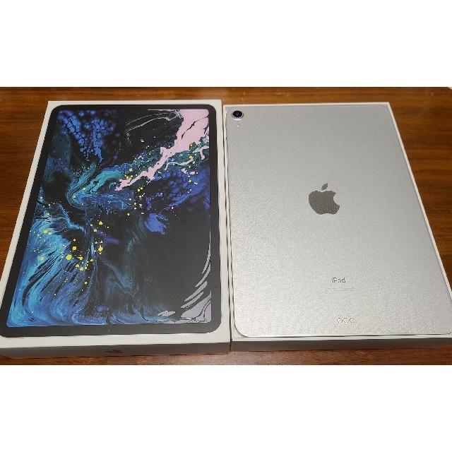 iPad(アイパッド)のiPad pro 11 256GB Wi-Fi 2018年モデル スマホ/家電/カメラのPC/タブレット(タブレット)の商品写真