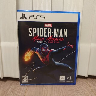 SONY - Marvel's Spider-Man: Miles Morales(スパイダー