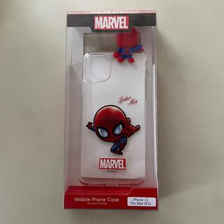 マーベル(MARVEL)のマーベル スパイダーマンスマホケース iPhone11 Pro Max(iPhoneケース)