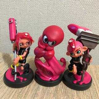 Nintendo Switch - アミーボ amiibo スプラトゥーン