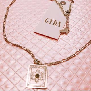 GYDA - Gyda ジェイダ ネックレス アクセサリー 新品 プレゼント jeysus