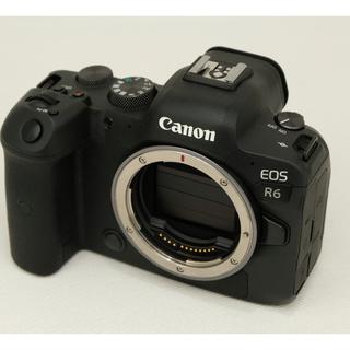 Canon - AAランク 新品同様 Canon EOS R6 ボディ