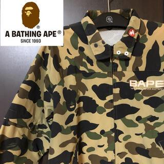 A BATHING APE - 初期A BATHING APE 迷彩ジャケット M