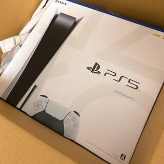 PlayStation - SONY PlayStation 5 通常版 ディスクドライブ付き PS5