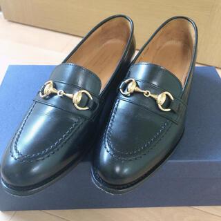 トゥモローランド(TOMORROWLAND)のjalan sriwijayaビットローファー レディース23cm(ローファー/革靴)