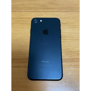 Apple - iPhone7 128GB SIMフリー Black