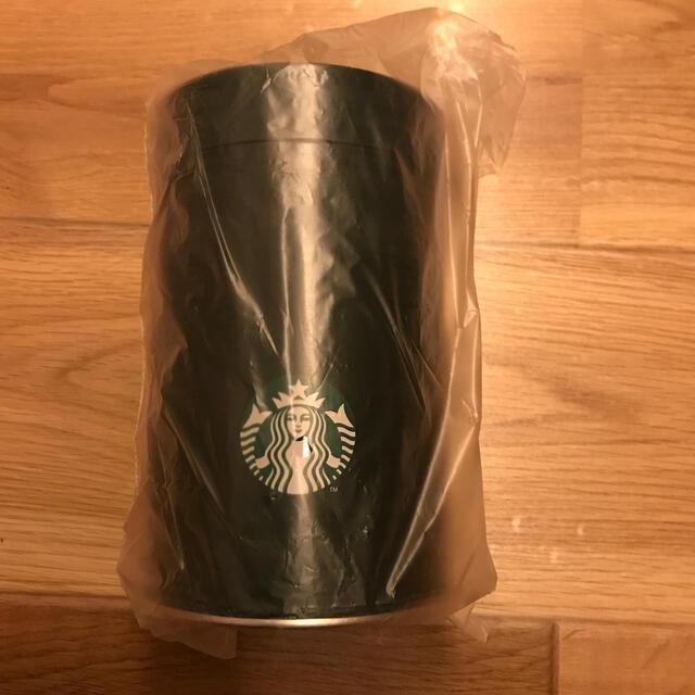 Starbucks Coffee(スターバックスコーヒー)のスタバ キャニスター缶 エンタメ/ホビーのコレクション(ノベルティグッズ)の商品写真