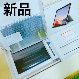 Microsoft - 新品♡ surface pro 7 8g 256g office フルセット