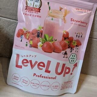 レベルアップ いちご イチゴミルク風味(ビタミン)
