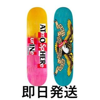 シュプリーム(Supreme)のSupreme ANTIHERO Skateboard Multi Pink(スケートボード)