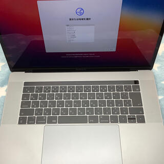 Mac (Apple) - Apple MacBook Pro 15inch 16GB SSD 512GB