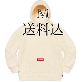 Supreme - Supreme Polartec® Hooded Sweatshirt M