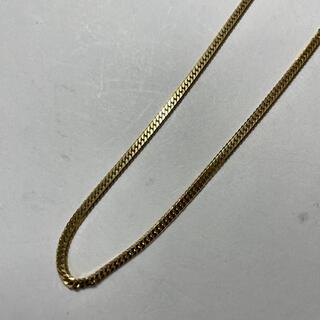 喜平 ネックレス 6面ダブル K18 750 10g 50cm