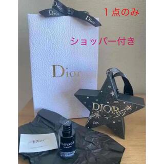 Christian Dior - ディオール ソヴァージュ ミニ香水 10ml  クリスマス限定パッケージ