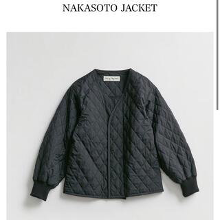 Shinzone - シンゾーン  NAKASOTO JACKET キルティングジャケット