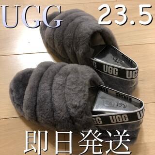 UGG - アグ ファーサンダル