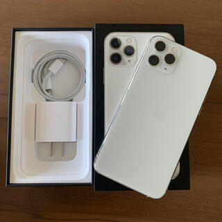 Apple - IPHONE 11 PRO 256GB SIMフリー バッテリー100%