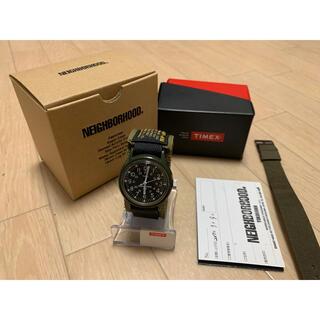 NEIGHBORHOOD - 名: NEIGHBORHOOD × TIMEXリストウォッチ 腕時計