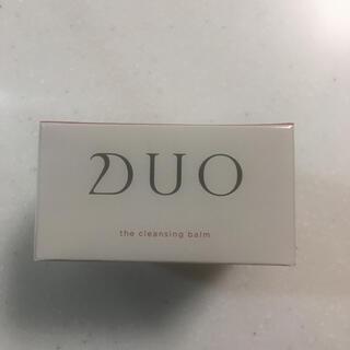 新品未使用 DUO クレンジングバーム