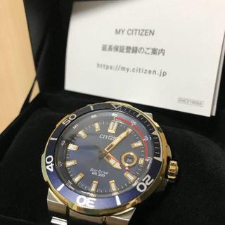 CITIZEN - 腕時計 CITIZEN海外モデル エコ・ドライブ AW1424-62L