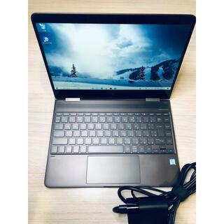 ヒューレットパッカード(HP)のhp ヒューレットパッカード、Spectre x360 13-ac004tu(ノートPC)