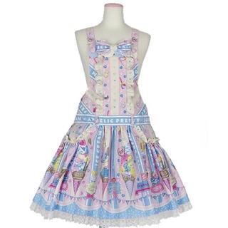 Angelic Pretty - Ice Cream Parlorサロペット