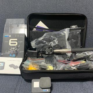 GoPro - GoPro HERO 6 BLACK アタッチメント多数