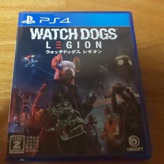 プレイステーション4(PlayStation4)のウォッチドッグスレギオン(家庭用ゲームソフト)