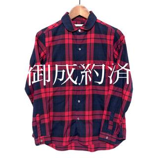 ルグラジック(LE GLAZIK)の◆極美品◆le glazik/ルグラジック◆日本製◆定価16,000程◆36(S(シャツ/ブラウス(長袖/七分))