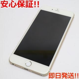 アイフォーン(iPhone)の良品中古 au iPhone6S PLUS 64GB ゴールド 白ロム(スマートフォン本体)