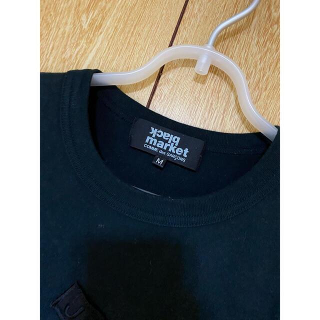 COMME des GARCONS(コムデギャルソン)のコムデギャルソン Tシャツ レディースのトップス(Tシャツ(半袖/袖なし))の商品写真