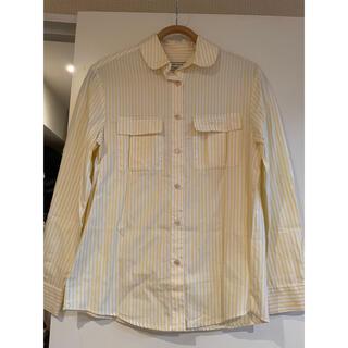 メゾンキツネ(MAISON KITSUNE')のMAISON KITSUNE  ストライプシャツ(シャツ/ブラウス(長袖/七分))