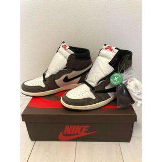 26CM NIKE AIR JORDAN 1 TRAVIS SCOTT