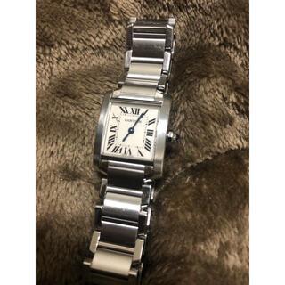 Cartier - カルティエ タンクフランセーズ 腕時計