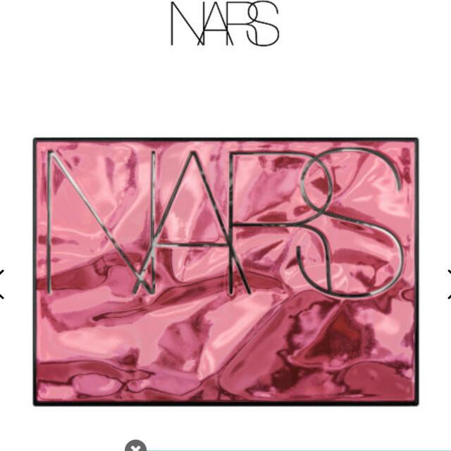 NARS(ナーズ)のNARS オーバーラスト チークパレット  コスメ/美容のベースメイク/化粧品(チーク)の商品写真