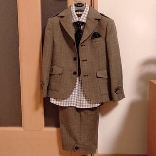 MICHIKO LONDON - 【MICHIKO LONDON】 スーツ セット 男の子【120センチ】