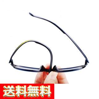 リーディンググラス 老眼鏡  +1.5 ブルーライトカット  シニアグラス