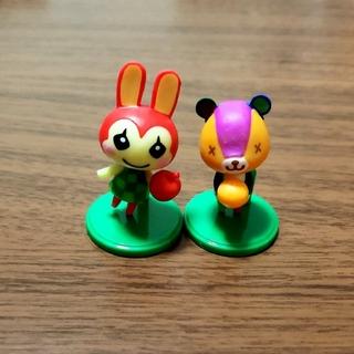 パッチ&リリアン☆どうぶつの森☆チョコエッグ