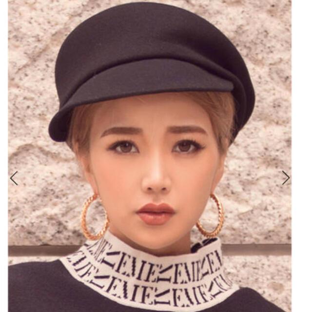 eimy istoire(エイミーイストワール)のエイミーイストワール  キャスケット レディースの帽子(キャスケット)の商品写真